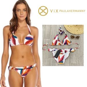 VIX Swim Guana Bia Tube Banded Brazilian Bikini
